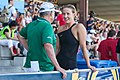 Jessica Hardy talking with her coach (27023873913).jpg