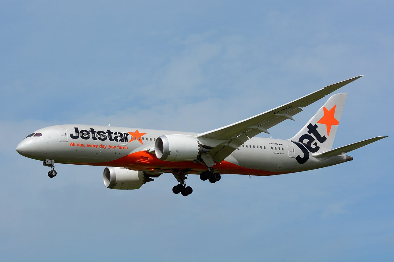 File:Jetstar Airways, Boeing 787-8 VH-VKD NRT (19998943908 ...
