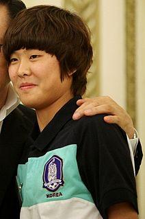 Ji So-yun Association footballer