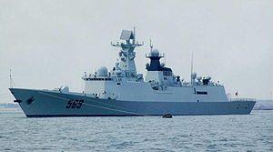 Jiangkai II (Type 054A) Class Frigate