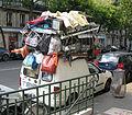 Jielbeaumadier voiture bazar paris 2014.jpeg