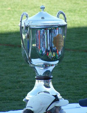 Ron Massey Cup - The Jim Beam Cup, 2008