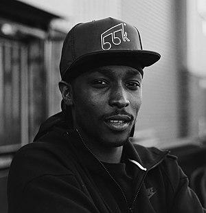 Jme (MC) - Jme in 2015