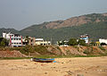 Jodugullapalem view from Tenneti park beach in Visakhapatnam.JPG