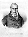 Johann Christian Reil. Lithograph by L. Nöel. Wellcome L0001421.jpg