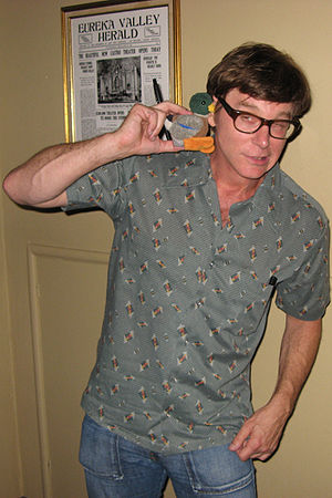 John Kricfalusi - Kricfalusi at the Castro Theatre in July 2006