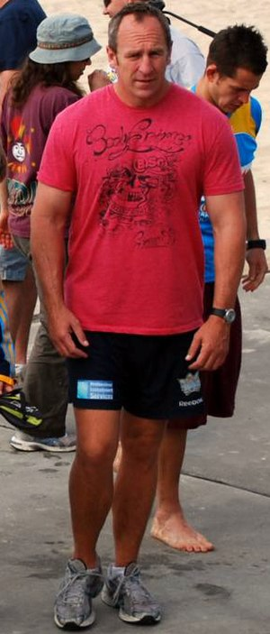 John Cartwright (rugby league) - Cartwright in 2009