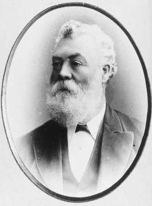 John Darling Jr. - Image: John Darling Jr MP