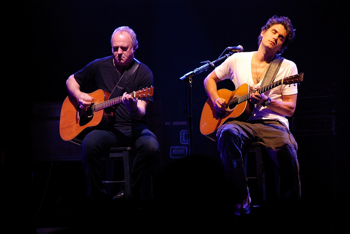 John Mayer Tour Set Pm
