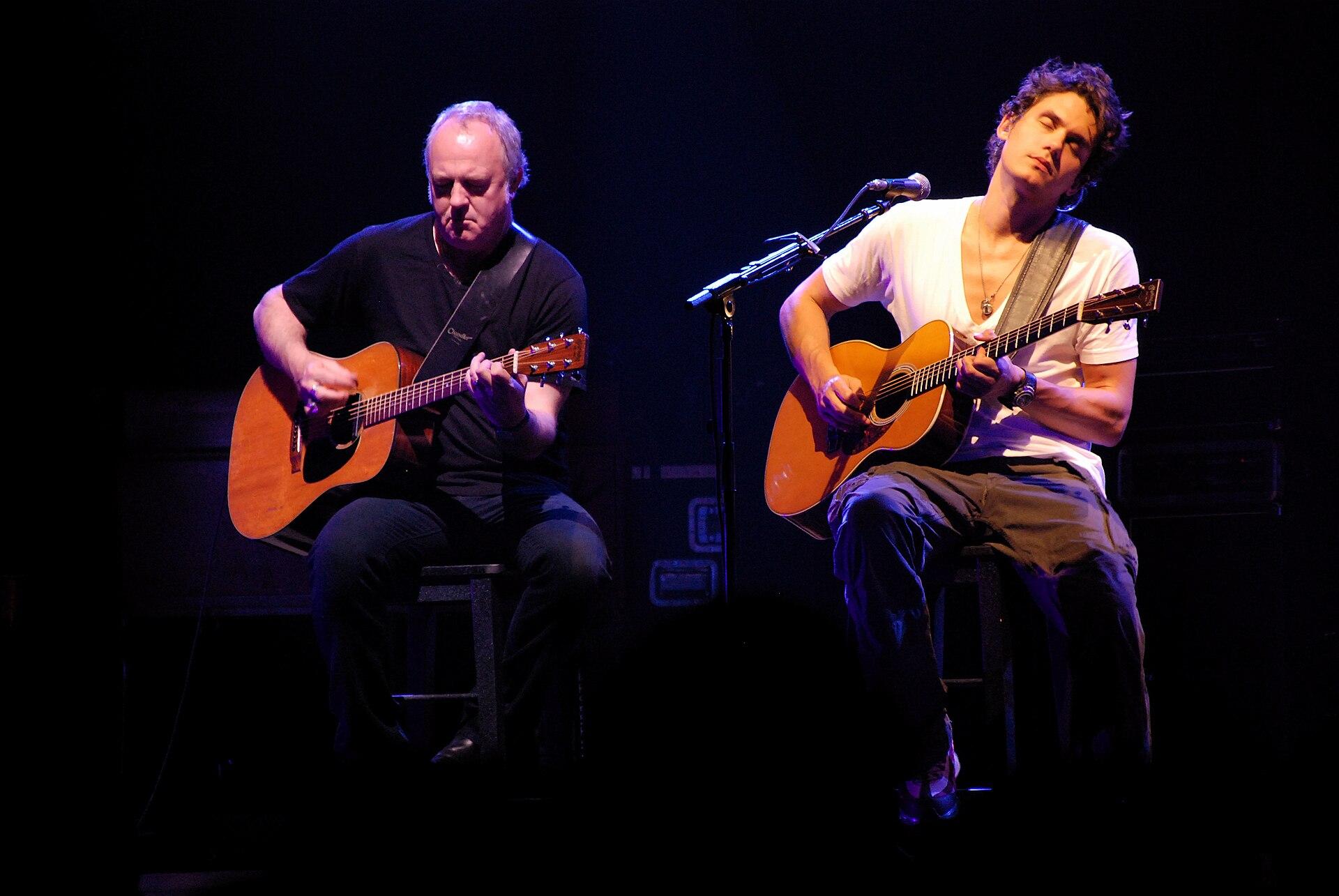 John Mayer Tour Setlist