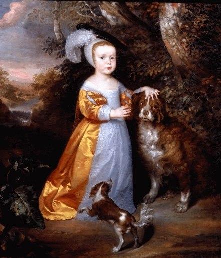 John Weesop Esme Stuart Duke of Richmond c.1653