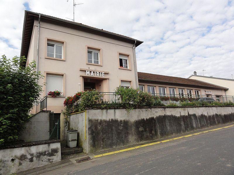 Jolivet (M-et-M) mairie avec école