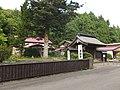 Jomyo-ji, Noshiro.jpg
