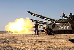 Jordanian tank firing in Exercise Eager Lion.jpg