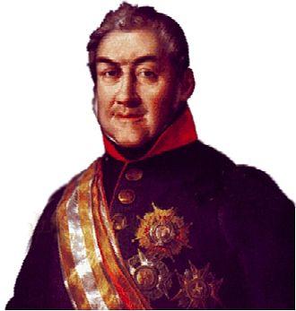 Battle of Cogorderos - Field Marshal José María Santocildes.