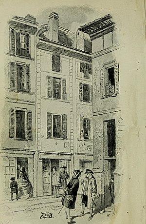 Giuseppe Giovanni Battista Guarneri - Illustration in book about Guarneri (1906)