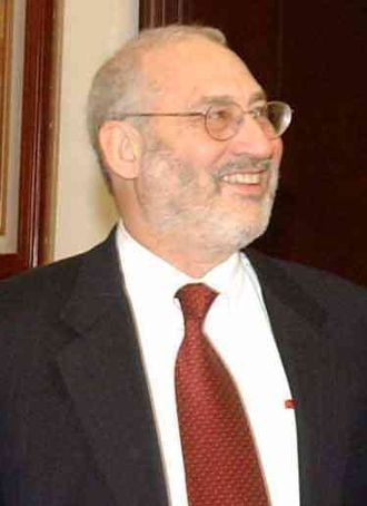 Joseph Stiglitz - Stiglitz at a conference in Mexico in 2009