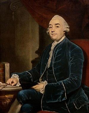 William Petty, 2nd Earl of Shelburne - Lord Shelburne by Sir Joshua Reynolds.