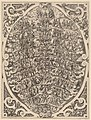 Jost Amman, The Hierarchy of the Heavens, NGA 3644.jpg