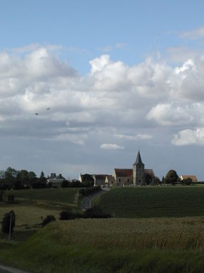 Joue du Plain, church and community.jpg