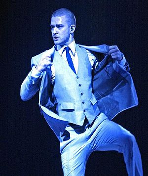 The Velvet Rope Tour - Jackson sought out Justin Timberlake to open for the tour during his early career.