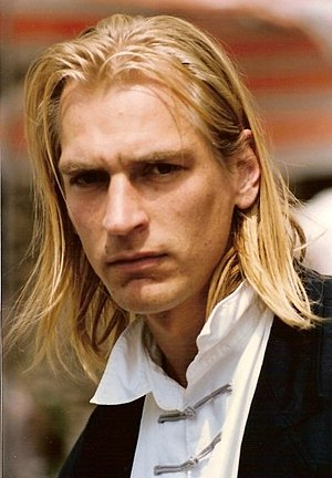 Julian Sands - Julian Sands at the 1990 Cannes Film Festival.