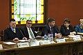 Juridiskās komisijas darba grupas Valsts prezidenta pilnvaru iespējamai paplašināšanai un ievēlēšanas kārtības izvērtēšanai sēde (25785916793).jpg