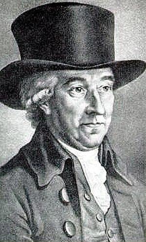 Justus Möser - Justus Möser