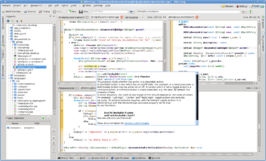 KDevelop 4 Screenshot
