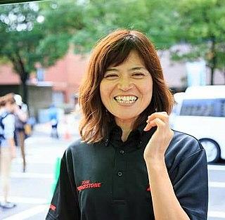 Keiko Sugiura Japanese cyclist