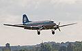 KLM DC-3 landing (5927905932).jpg