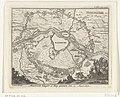 Kaartje van de belegering van Maastricht, 1632 Belegeringe ende Overwinninge der Stercke Stadt Mastricht (titel op object), RP-P-OB-81.336.jpg