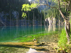 Zhetysu - Lake Kaindy