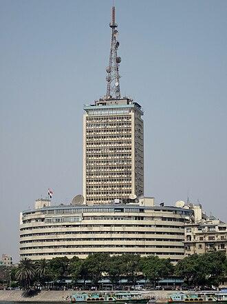 Maspero television building - Maspero building