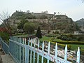 Kangra Fort - View from gate.JPG