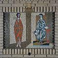 Kapel, een van de veertien kruiswegstaties, statie 1- Jezus wordt ter dood veroordeeld - Rosmalen - 20332331 - RCE.jpg