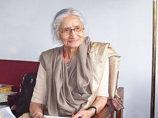 Kapila Vatsyayan Indian politician