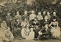 Kapiolani and Liliuokalani at the Stewart Estate, England, 1887 (PPWD-16-3-029).jpg