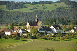 Kappel am Albis Ehemaliges Zisterzienserkloster 9.jpg