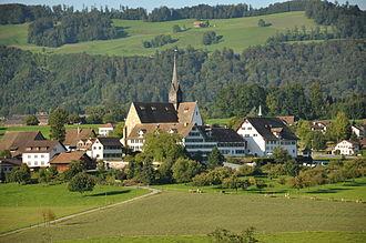 Kappel am Albis - Image: Kappel am Albis Ehemaliges Zisterzienserkloster 9