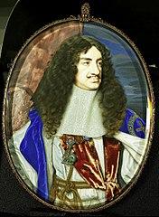 Charles II (1630-1685), roi d'Angleterre