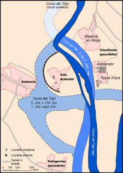 Karte Seleucia Ktesiphon-it.png