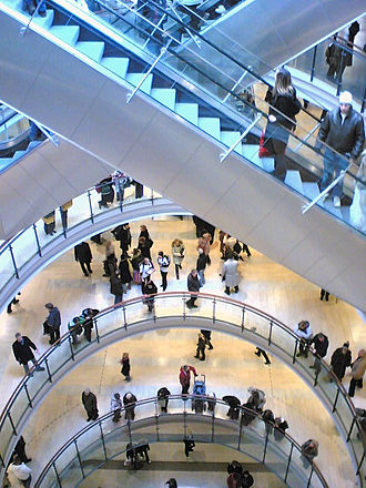 Kamppi Center - Image: Kauppakeskus Kamppi, Helsinki