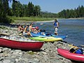 Kayaks on the North Fork of the Flathead River (34264315816).jpg