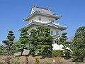 Kazo Kisai Castle Mock Tower 1.JPG