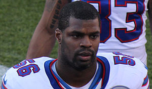 Keith Rivers - Rivers with the Bills in 2014