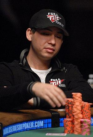 Kenny Tran - Tran at the 2007 World Series of Poker Main Event