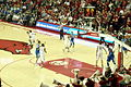 Kentucky at Arkansas basketball, 2013 002.jpg