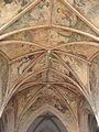 Kernascléden (56) Chapelle Notre-Dame Voûtes du chœur 04.JPG