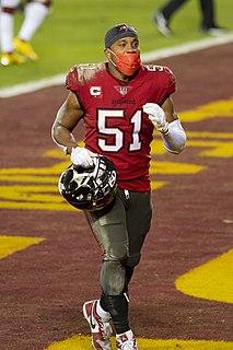 Kevin Minter American football linebacker